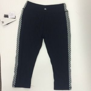Kyodan Pants - New Cropped Yoga Pants