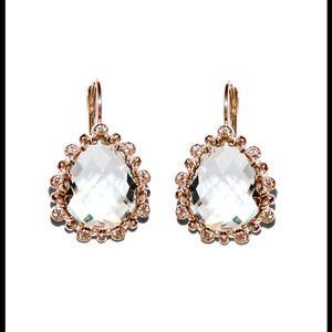 anzie Jewelry - Anzie clear topaz earrings