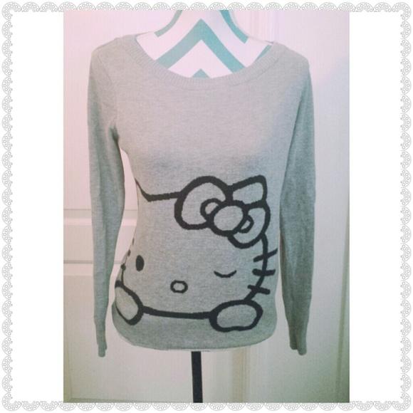 Hello Kitty Sweater H&m