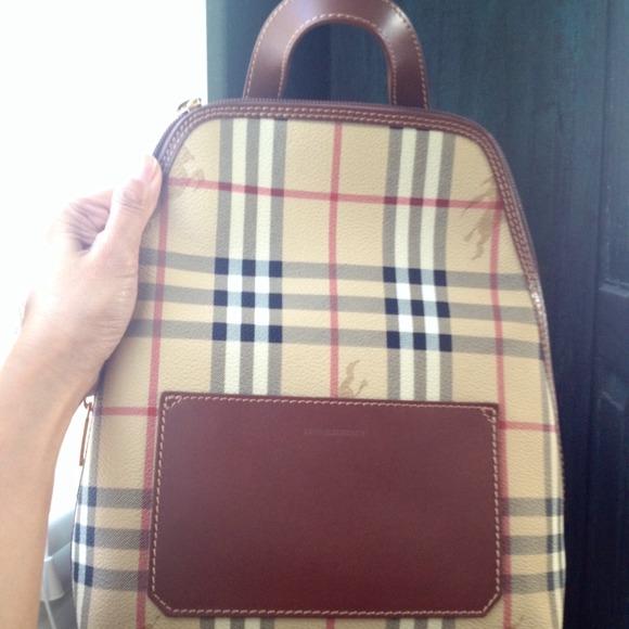 Burberry Mini backpack a771bc8edf411