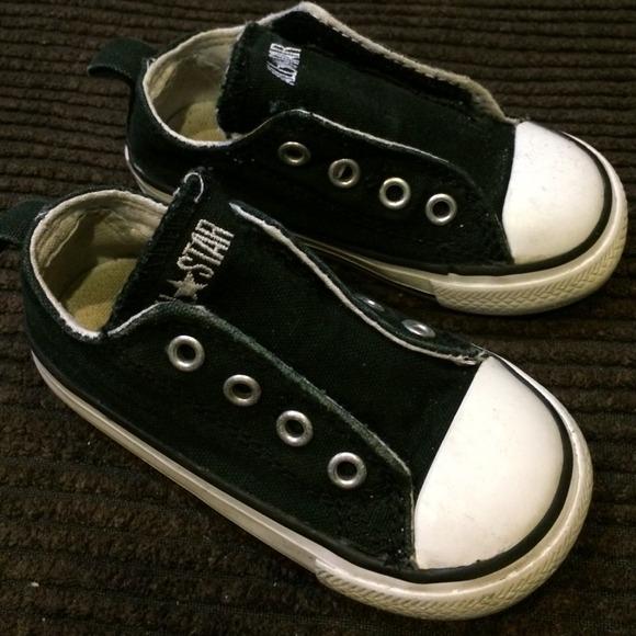 22832835b84b Converse Other - Toddler Converse Velcro close