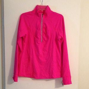 VSX Victoria's Secret pink pullover