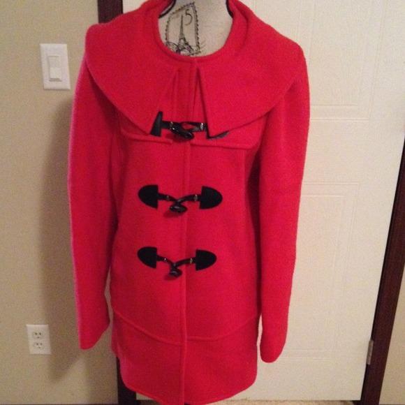 57% off Worth Jackets & Blazers - 100 percent wool coat from ...