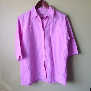 Brand new button down shirt - lavender