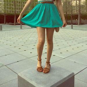 Forever 21 Skirts - Skater skirt