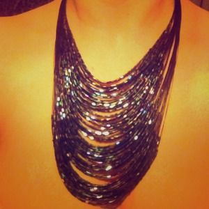 Beautiful Bib Statement Necklace