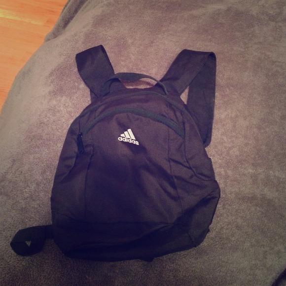 Adidas Accessories - Adidas Sporty nylon mini backpack 7322d90295587