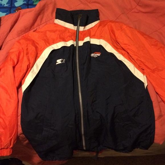 60% off Starter Jackets & Blazers - Vintage Denver Broncos Starter ...