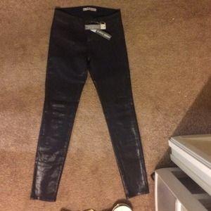 J Brand Super Skinny Leggings Jeans