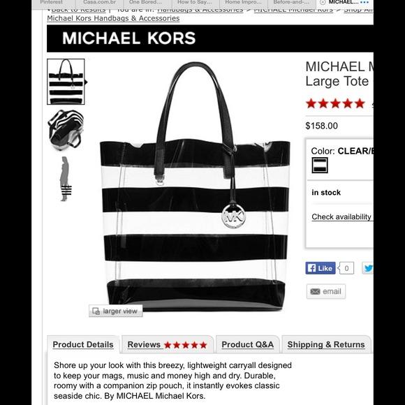 1ff4ffee5ccb MICHAEL Michael Kors Bags | Michael Kors Eliza Large Tote | Poshmark
