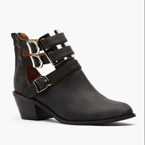 Jeffrey Campbell Shoes - Jeffery Campbell Boyfriend Ankle Boot