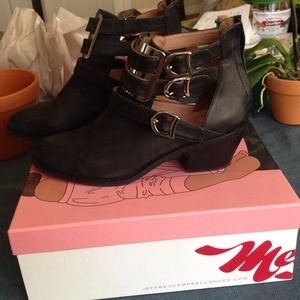 Jeffery Campbell Boyfriend Ankle Boot
