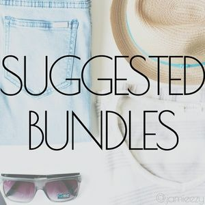 - SUGGESTED BUNDLES -