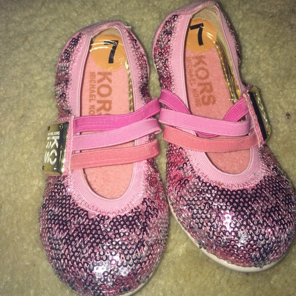 off Michael Kors Other Michael kors pink sequin