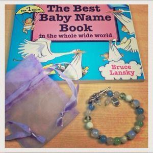 "Jewelry - ✨FREE GIFT!✨ ""Baby Whispers"" fertility bracelet."