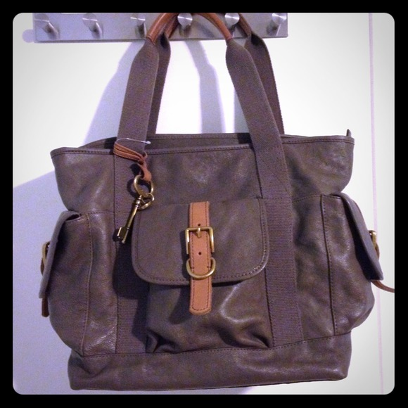 036b29a69 Fossil Bags | Sale Leather Vintage Revival Collection | Poshmark