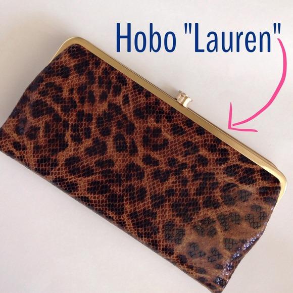 f6ae7255d HOBO Clutches & Wallets - Hobo Lauren Leopard wallet