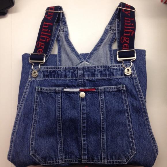 1f133fdf Vintage bib Tommy Hilfiger overalls. M_53765e19781950278a046a11