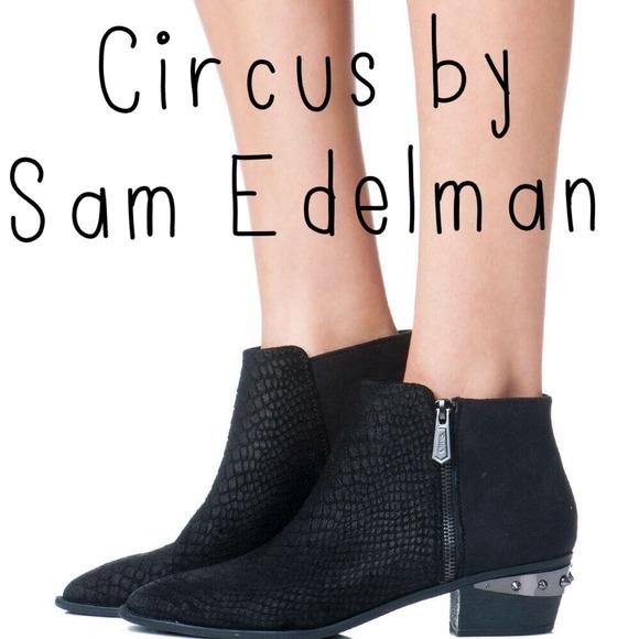 033473ed5cd52 Circus by Sam Edelman Holt Bootie. M 53766f97dd7b7f097205621b