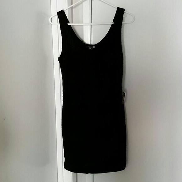 beb82d873c Forever 21 Dresses | Tight Black Dress | Poshmark