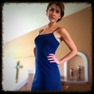 Classic Little BLUE Dress