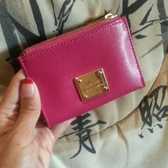 4157f439f3 Ralph Lauren newbury key coin case in pink sapphir