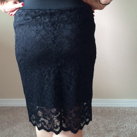 40% off maurices Dresses & Skirts - 🎉 reserved 🎉 Black lace ...