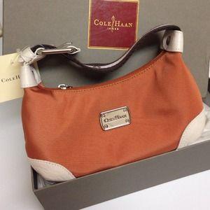 Cole Haan      mini handbag