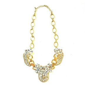 Jewelry - Rhinestone Statement Necklace