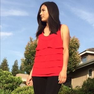 Forever 21 Tops - Price Reduction! Red Forever21 top.