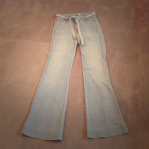 Seven for All Mankind Rare Bellbottom-Style Jeans