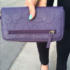 Roxy Bags - Price Reduction! Purple Roxy Wallet 2