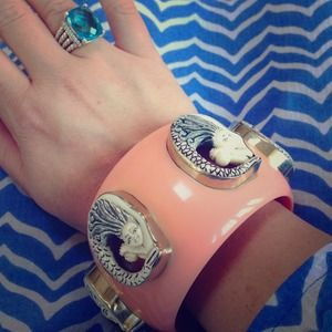 boutique Jewelry - ⚡️SALE TONIGHT⚡️Enamel and resin mermaid bracelet!