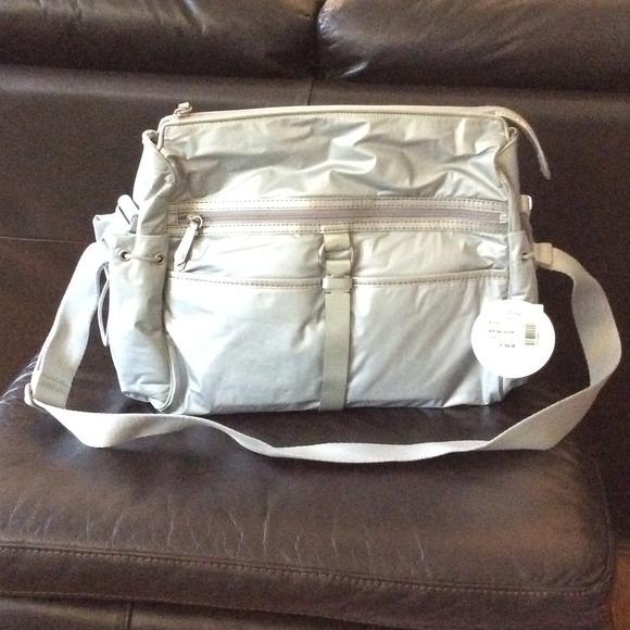 4cfad3c18b Cole Haan Bags | Baby Bag Silver | Poshmark