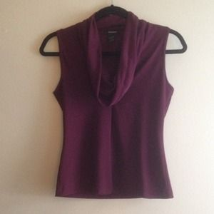 Express Cowl-neck Top