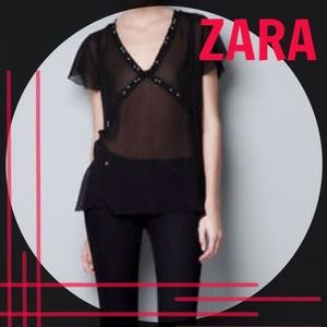 NWT! Zara W&B Collection