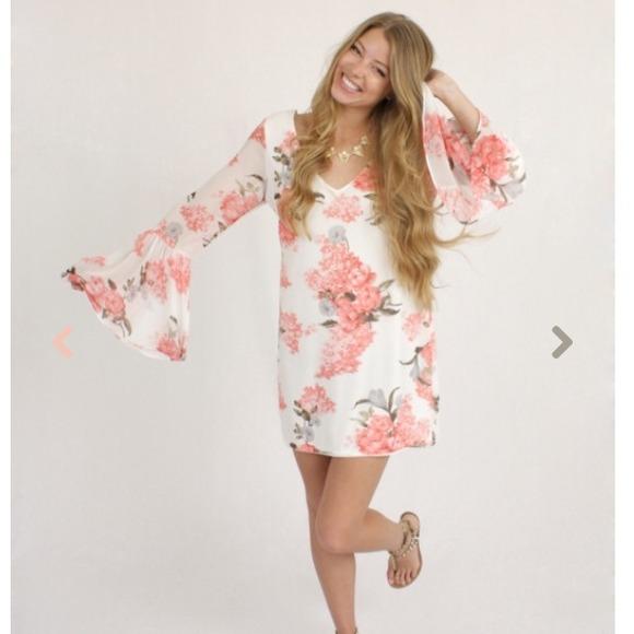 Show Me Your Mumu Bachelorette Dress Blossom Blush