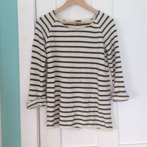 Urban Outfitters/ Sparkle and Fade Striped Sweater
