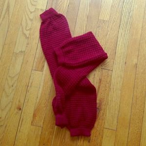 American apparel leg Warmers