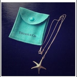 Authentic Tiffany Elsa Peretti Large Starfish