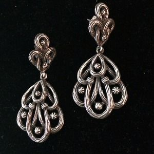 Silver 925 Earrings ONE OF A KIND