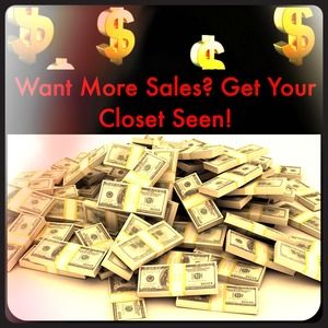 Other - Tips to Get Your Closet Seen More Eyes=More Sales