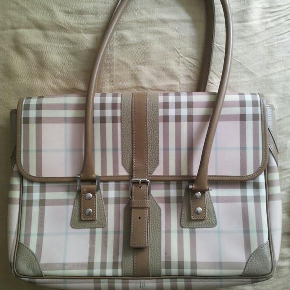 Burberry Bag Authenticity Check