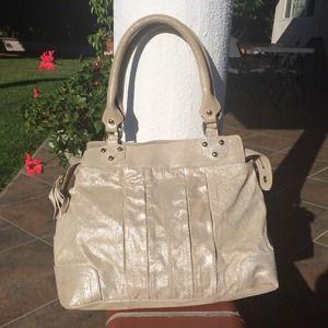 Max & Co. Handbags - Max&Co. Leather Tote Bag
