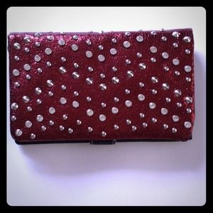 Rustic Couture Clutches & Wallets - Stunning Clutch Handbag Wallet Crossbody Bling