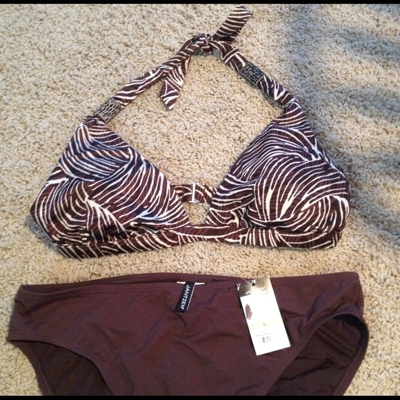 99942e474d27a macys Swim | Flash Salebrown Bikini | Poshmark