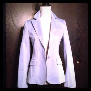 🎉🎉HOST PICK🎉🎉Powder Blue Theory Jacket