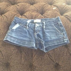 Abercrombie & Fitch Jeans - ✨Add on Item✨A & F Shorts 1