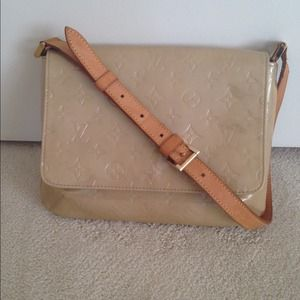 Louis Vuitton Vernis Thompson Street Bag