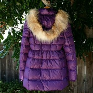 ⛄HP!⛄ {juicy couture} Puffer Jacket